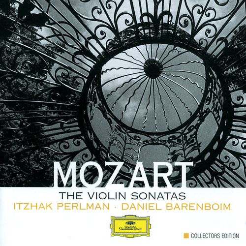 Mozart: The Violin Sonatas by Various Artists
