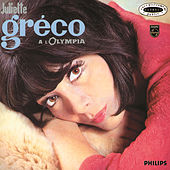 Olympia 1955 / Olympia 1966 by Juliette Greco