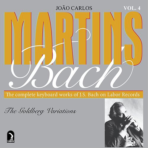 The Goldberg Variations BWV 988 by Johann Sebastian Bach