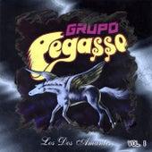 Los Dos Amantes, Vol. 1 by Grupo Pegasso