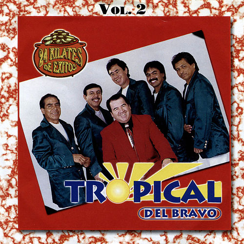 24 Kilates de Exitos, Vol. 2 von Tropical Del Bravo