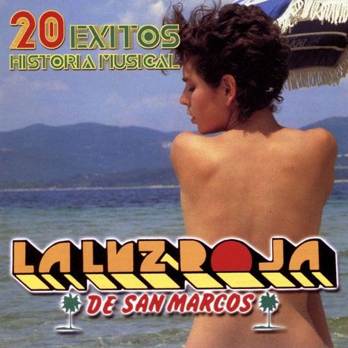 20 Exitos Historia Musical by La Luz Roja De San Marcos