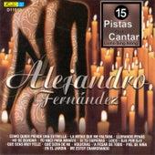 15 Pistas para Cantar Como - Sing Along: Alejandro Fernández by Mariachi Garibaldi