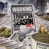 Warning: Trappin Season, Vol. 3 by Various Artists
