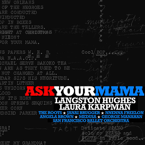 Ask Your Mama by Laura Karpman