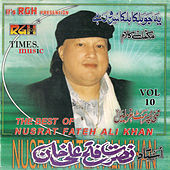 The Best of Nusrat Fateh Ali Khan, Vol. 10 by Nusrat Fateh Ali Khan
