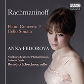 Rachmaninoff: Piano Concerto No. 2, Cello Sonata by Various Artists