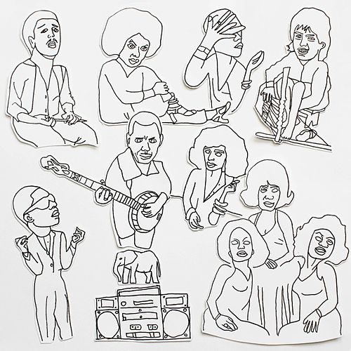 Rainbow (Club) by Romare