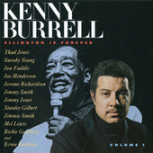 Ellington Is Forever, Vol. 1 by Kenny Burrell