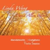 Mendelssohn - Corigliano Violin Sonatas by David Allen Wehr