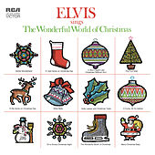 Elvis Sings the Wonderful World of Christmas by Elvis Presley