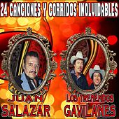 24 Canciones Y Corridos Inolvidables von Various Artists