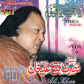 The Best of Nusrat Fateh Ali Khan, Vol. 9 by Nusrat Fateh Ali Khan