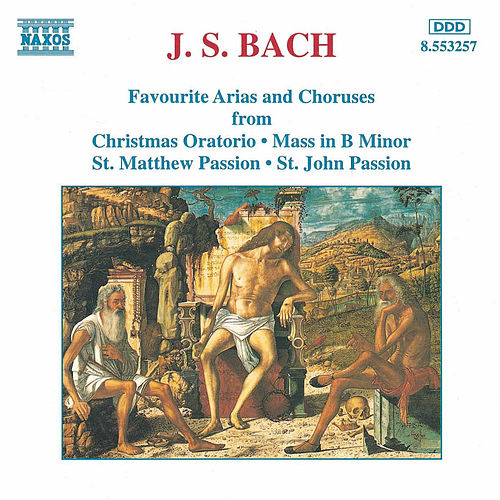 Favourite Arias and Choruses by Johann Sebastian Bach