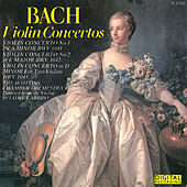 Bach: Violin Concertos by Scottish Chamber Orchestra