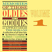 Memories of Those Oldies but Goodies, Vol. 1 by Various Artists
