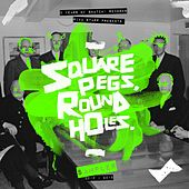 Riva Starr Presents Square Pegs, Round Holes: 5 Years of Snatch! Records Sampler by Various Artists