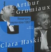 Sonates by Arthur Grumiaux