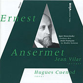 Stravinski - Françaix by Ernest Ansermet