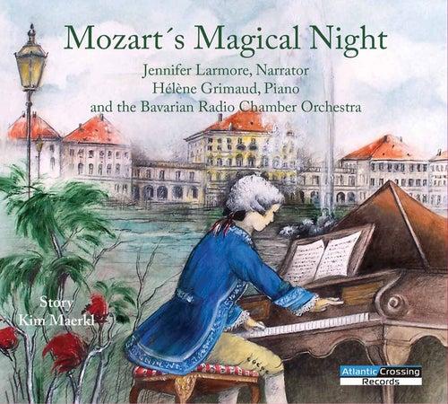 Mozart's Magical Night by Hélène Grimaud