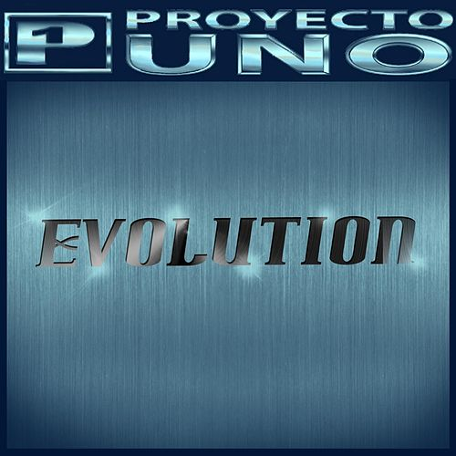 Evolution EP by Proyecto Uno