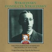 Stravinsky Conducts Stravinsky by Columbia Symphony Orchestra