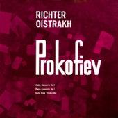 Prokofiev Violin Concerto/Pian O Concerto by Soviet State Radio Symphony Orchestra