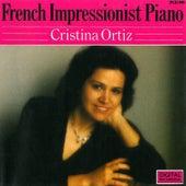 French Impressionist Piano by Cristina Ortiz