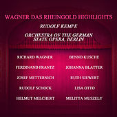 Wagner: Das Rheingold Highlights by Sieglinde Wagner