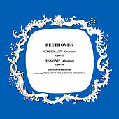 Beethoven: Coriolan Overture - Egmont Overture by London Philharmonic Orchestra