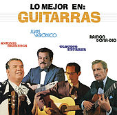 Lo Mejor en Guitarras by Various Artists