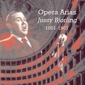 Opera Arias [1951 - 1957] by Jussi Björling