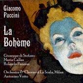 Giacomo Puccini: La Bohème by Giuseppe Di Stefano