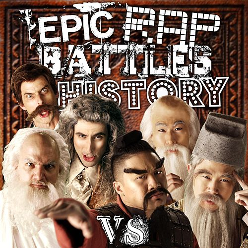 Philosophers East vs West by Epic Rap Battles of History