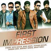 First Impression by Various Artists