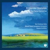 Glazunov: The Piano Concertos by Various Artists