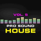 Pro Sound: House, Vol. 5 by Various Artists
