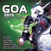 Goa 2015, Vol. 3 by Various Artists