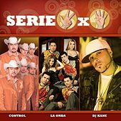Serie 3x4 (Control, La Onda, DJ Kane) by Various Artists