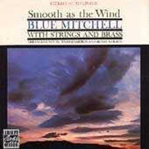 Smooth As The Wind by Richard 'Blue' Mitchell
