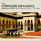 Lalo Symphonie Espagnole by Munich Philharmonic Orchestra