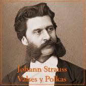Johann Strauss Valses y Polkas by Wiener Staatsoper