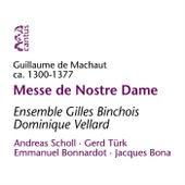 Machaut: Messe de Nostre Dame by Various Artists