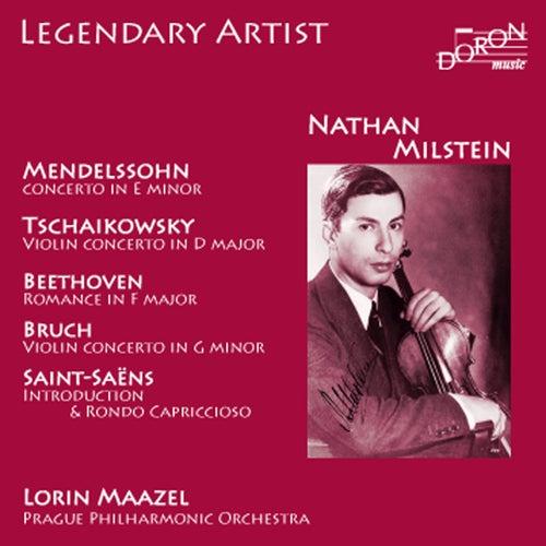 Legendary Artist - Nathan Milstein by Nathan Milstein