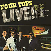 Four Tops Live by The Four Tops