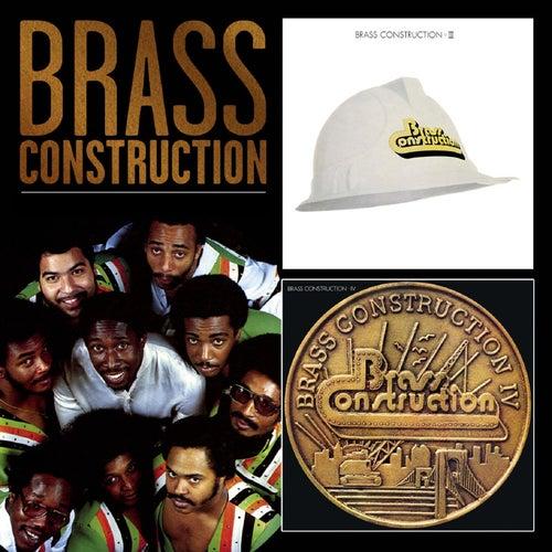 Brass Construction III / Brass Construction IV by Brass Construction