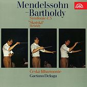 Mendelssohn-Bartholdy: The Hebrides, Symphony No. 3 in A Minor - Scottish by Czech Philharmonic Orchestra