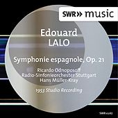 Lalo: Symphonie espagnole, Op. 21 by Ricardo Odnoposoff