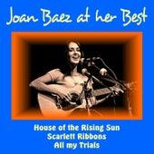 Joan Baez at Her Best by Joan Baez