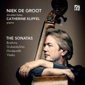 Brahms, Gubaidulina, Hindemith & Vasks: Sonatas by Catherine Klipfel